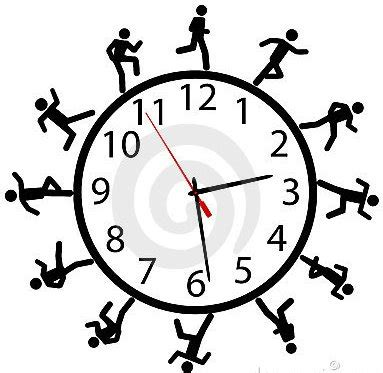 Value of time in life essay